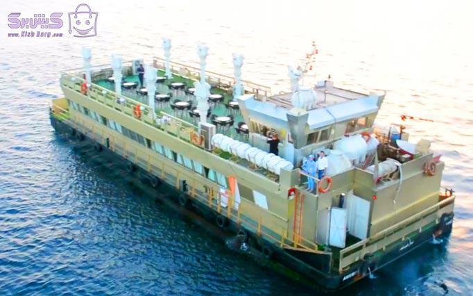 رزرو کشتی آرتمیس سانس ۱۳ تا ۱۵