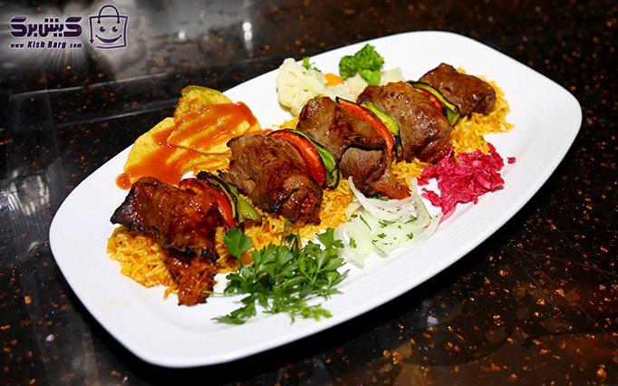 رستوران باراکودا غذا