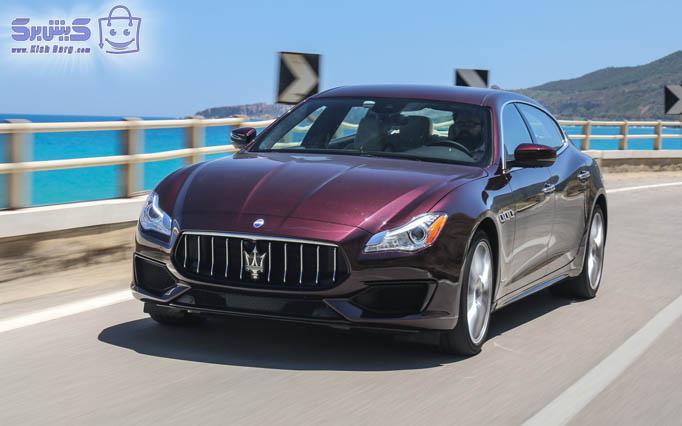 رنت خودرو مازاراتی گیبلی Maserati Ghibli