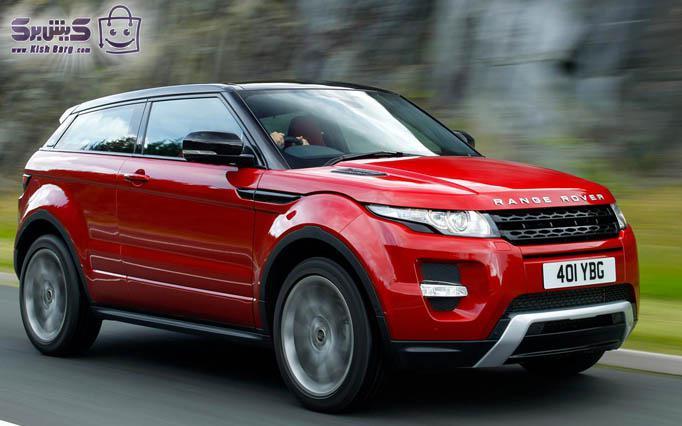 رنت خودرو رنجروور ایووک Range Rover Evoque