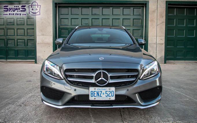 رنت خودرو بنز Benz C300
