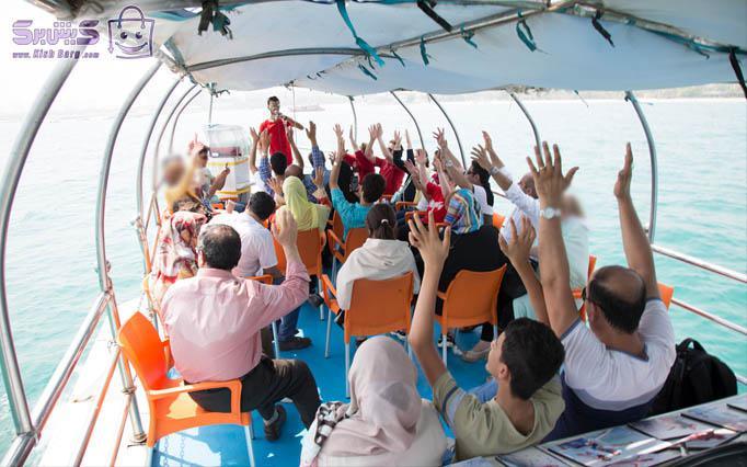 کشتی تفریحی سیمرغ
