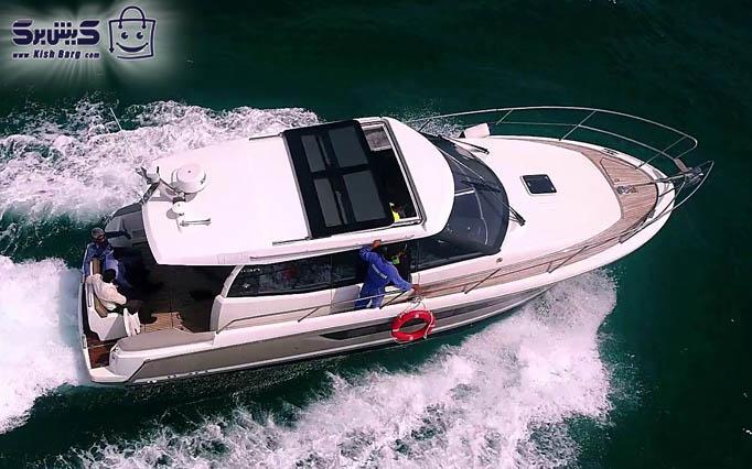 قایق کلاس C کلوپ مارین دریا (۴ نفره)