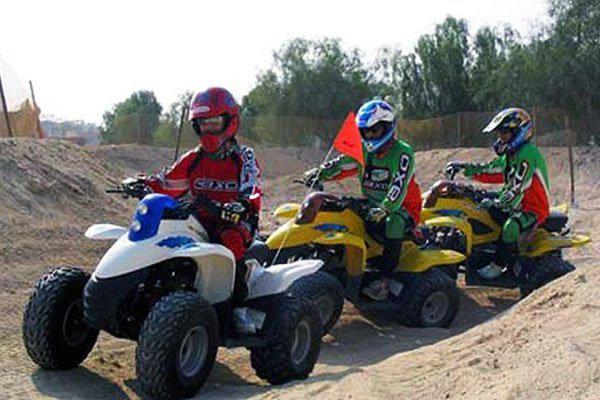 موتور سافاری ATV90