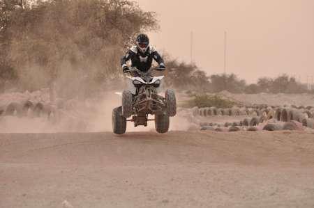 بلیط موتور COBRA 100 ATV
