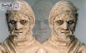 هرم وحشت مومیایی سافاری کیش برگ