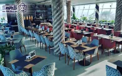 رستوران ساحلی سالود کیش